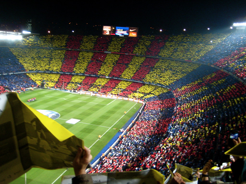 Barça 111 anys