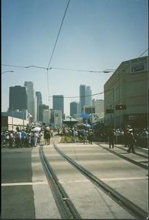 Los Angeles Metro Blue Line Grand Opening (1990)