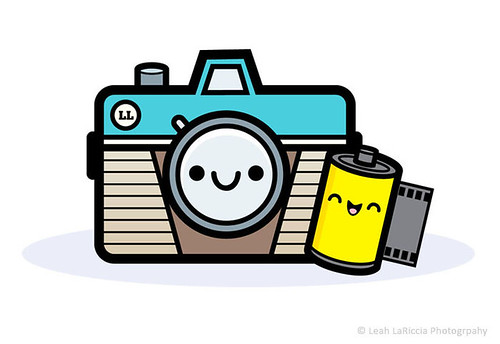 Kawaii Camera Logo
