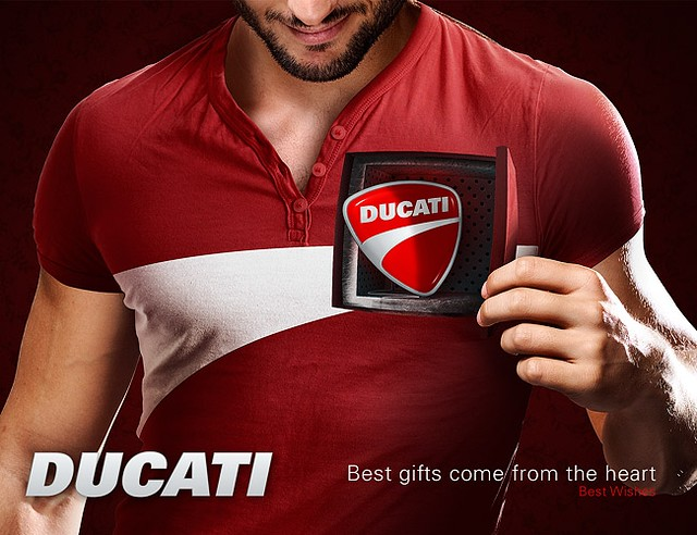 Ducati quot depict