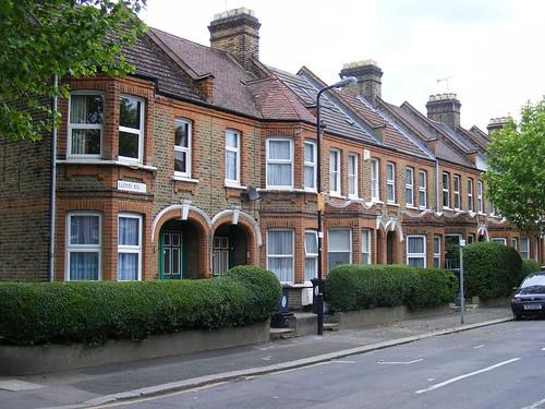 The Warner Estate in Lloyd Road , E17