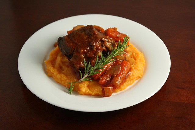 ... Short Ribs with Autumn Root Vegetable Puree | Flickr - Photo Sharing