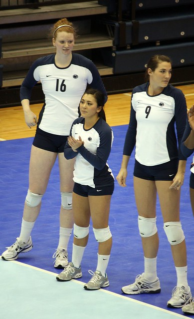 tall volleyball women