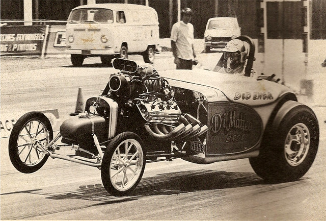 Bantam Roadster altered