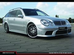 Prior Design Mercedes Benz E-Class Touring E55 E350 AMG