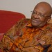 Nobel Peace Prize Winner Desmond Tutu Sails the World — Then Talks About It