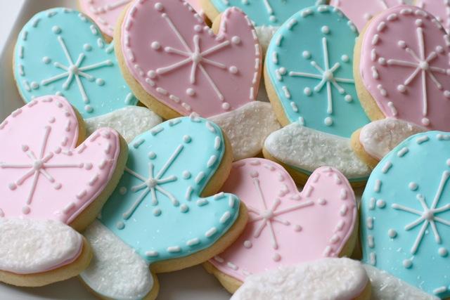 Snowflake Sugar Cookies Everyday Annie
