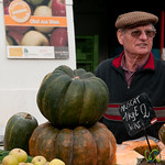 Pumpkin Time at the Naschmarkt - Vienna, Austria