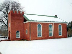 Charlotte Court House Methodist Church
