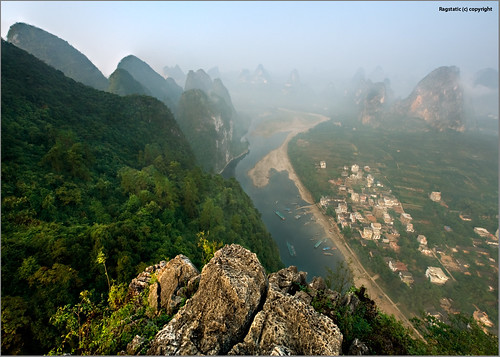 world life china travel light people heritage nature sunrise river li nikon exposure view earth rags quality culture scene ng karst publication nationalgeographic subtle guangxi xingping d700