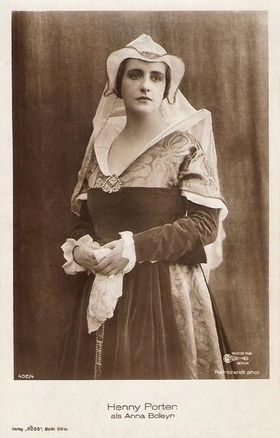 Henny Porten, Anna Boleyn