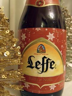 52 beers 3 - 18, Leffe, Bière de Noël, Belgium