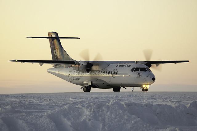 First Air ATR C-GUNO