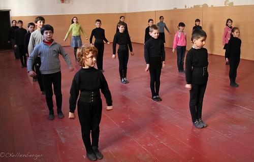 Georgian children