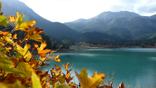 Autumn at Doxa Lake