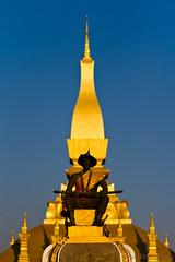 King Sai Setthathirath & Pha That Luang