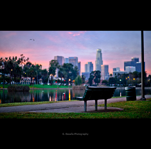 california park lake sunrise canon chair purple bright echo sit emmanuel astig ilovelosangeles 5dm2 dasalla