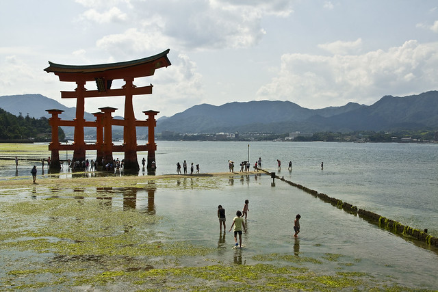 An afternoon in Miyajima