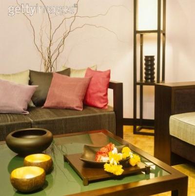 Consejos para una buena decoracion feng shui for Decoracion de living feng shui