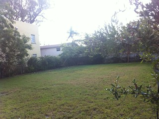 Real estate auction vacant land on Biscayne corridor  Miami