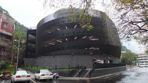 Q-Lab | 曾柏庭 曾永信建築師事務所 - 烏來立體停車場