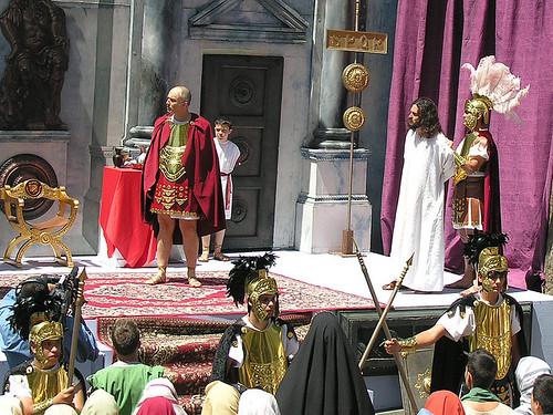 Passion Play, Adeje