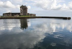 Reflections  - Broughty Ferry Castle - Broughty Ferry by Dundee Scotland |Facebook |Twitter|  ...