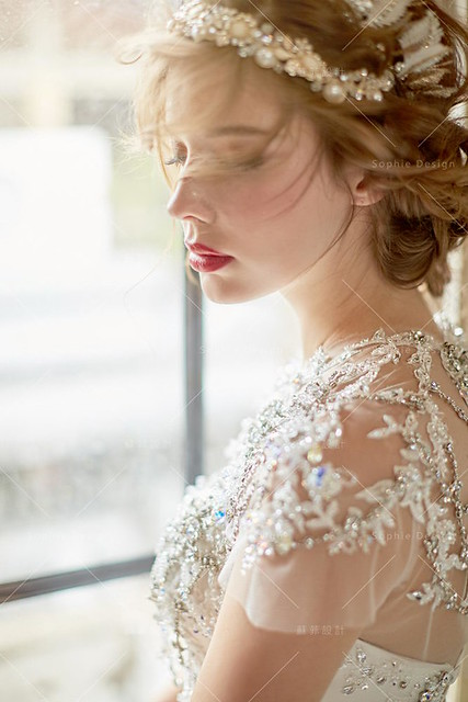 台中婚紗,婚紗禮服,手工婚紗,單租禮服,水晶禮服,施華洛世奇水晶