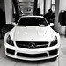 Mercedes-Benz SL65 AMG Black Series.