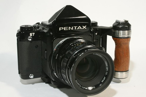 Pentax 67, Prism Finder