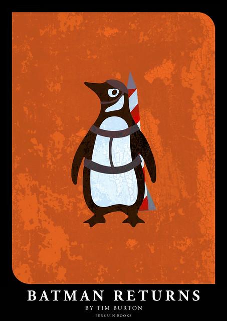Batman Returns Penguin Book | Flickr - Photo Sharing!