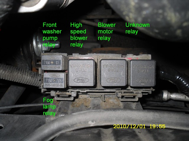 How To  Troubleshoot 1997 V8 Blower Motor