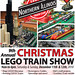 9th Annual Lego Train Show at Cantigny Park, Wheaton, Illinois