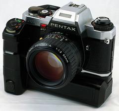 Pentax Battery