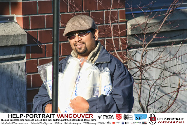 Help portrait vancouver the goal is simple find someone in need take