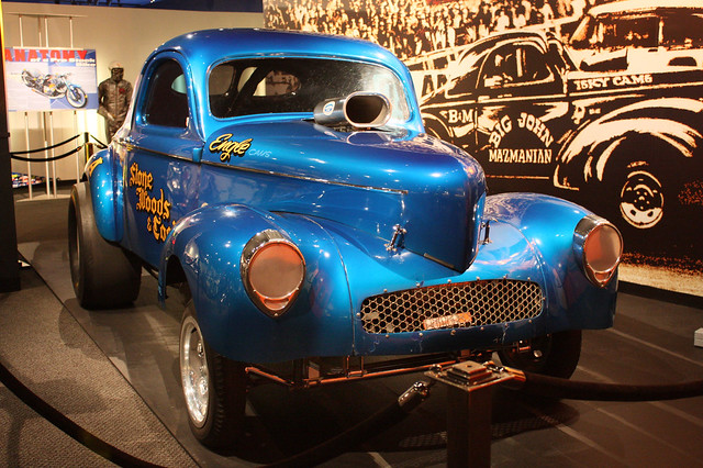 1941 Willys Stone, Woods & Cook Gasser