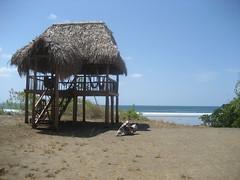 Beach cabana!
