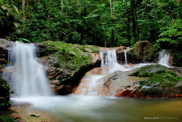 Air  Terjun sungai  pisang Flickr Photo Sharing