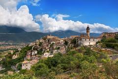 'Ofena', Italy, Abruzzo, L'Aquila, Capestrano