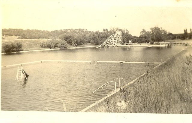 Lake cisco pool 1950 39 s flickr photo sharing for Show pool cisco