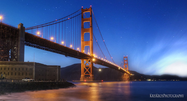 golden gate bridge of san francisco