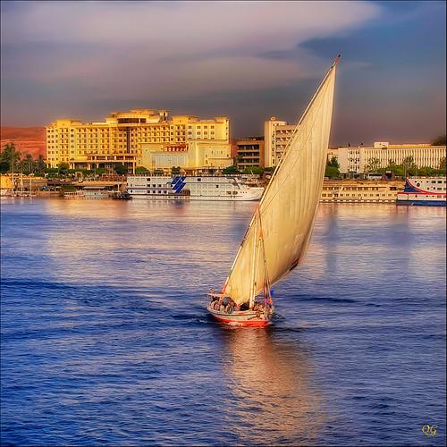 río river geotagged golden egypt olympus nile egipto nil luxor egipte riu nilo specialtouch quimg aiguaicel quimgranell joaquimgranell afcastelló obresdart