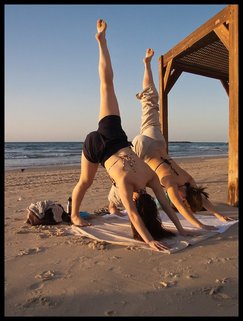 Yoga i Tel Aviv