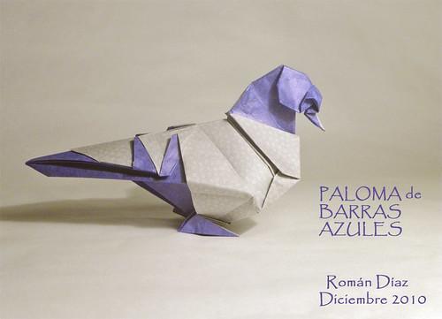 PALOMA by Origami Roman,
