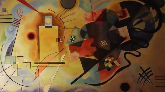 Kandinsky at his best - the beginning of modern art - Кандинский в своих лучших проявлениях - начало современного искусства