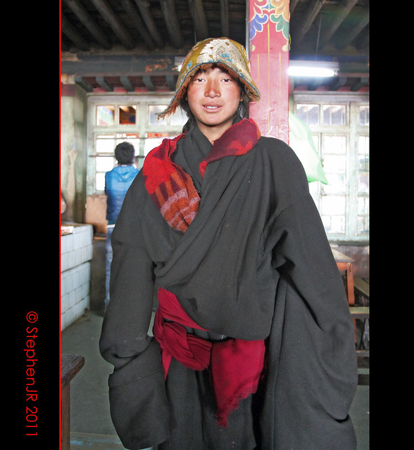 Tibetan Boy | Flickr - Photo Sharing!