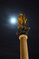 Scary Marian column...