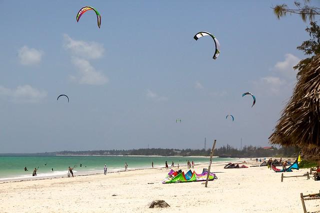 Zanzibar Beaches Paje Beach