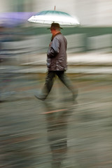 [ blurred rain ]