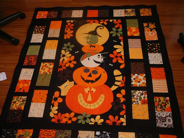 halloween wall hanging quilt kits